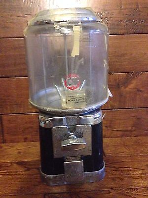 CHEAP! Old spare parts Beaver Gumball Candy Vending Machine with DIME MECH - Cheap Gumball Machine