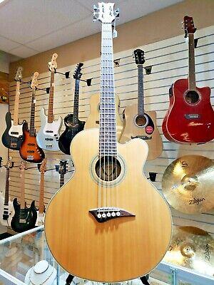 Dean EAB C5 Acoustic/Electric Bass Guitar 5-String