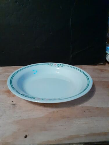 Vintage Corelle 8 Soup Bolw Rosemary Pattern  - $8.00