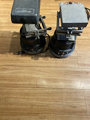 2 Dental And Plastics The Machine Vacuum Former Lot As-is