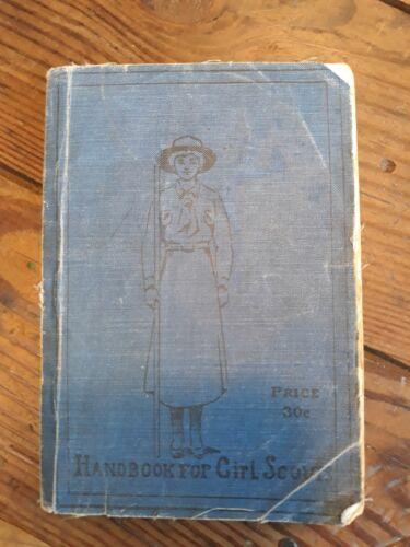 Handbook for Girl Scouts c1917