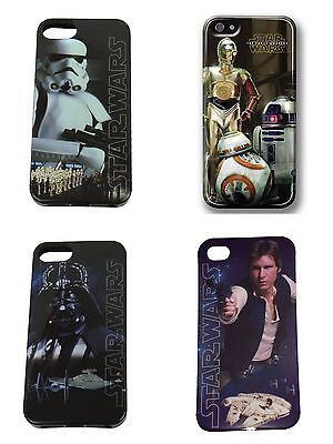 Star Wars iPhone 5 5s Cover Case Boxed Han Solo, Droids Darth Vader *SALE*