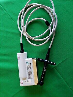 Acuson Aux 08267215 Cw Probe 2.0mhz Ultrasound Transducer Siemens For Cypress