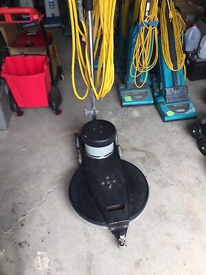 Pacific Furry 2000s Ultra High Speed Bufferburnisher. Units Tested Working