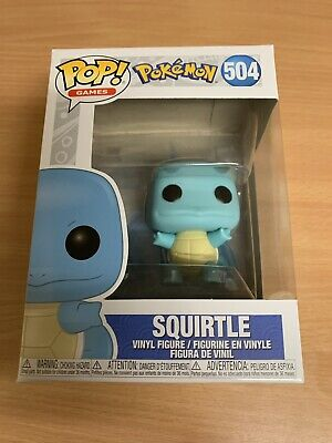 Funko POP! Pokémon: Squirtle