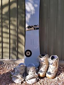Snowboard set up Highbury Tea Tree Gully Area Preview