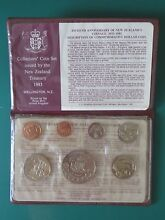 Coin Set New Zealand Townsville City Preview