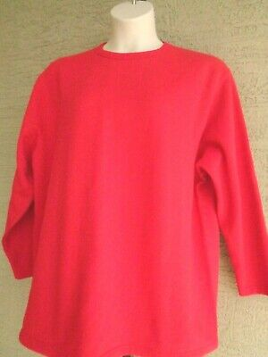 Fruit Of The Loom Just For Her 2X Sweatshirt Cotton Blend Straight hemmed