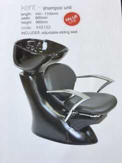 Brand New Hairdressing Salon Sink Unit with chair