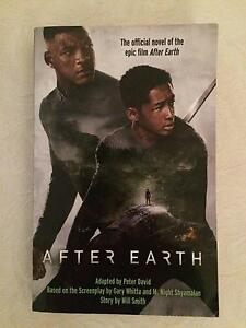 AFTER EARTH - BOOK IN GREAT CONDITION Parkwood Canning Area Preview