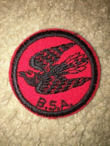 Boy Scout BSA Whippoorwill 1933 to 1952 Uniform Gauz Felt Patrol Medallion Patch