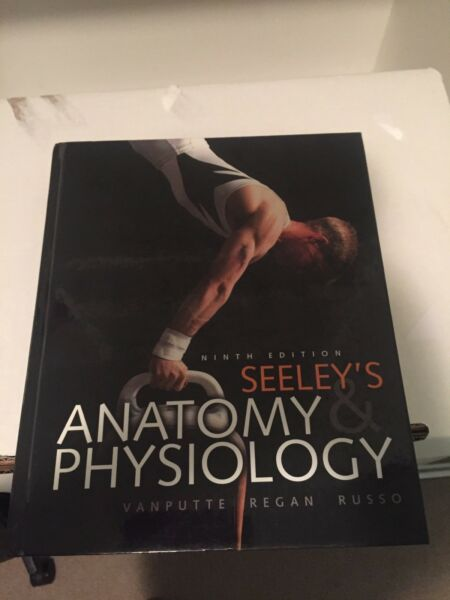 Seeley\'s Anatomy & Physiology Ninth Edition | Textbooks | Gumtree ...