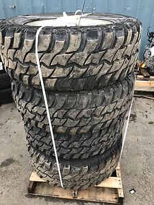 2009 Ford F-250 super duty rims and tires  London Ontario image 1