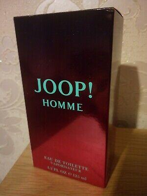 JOOP HOMME 125MLS EDT SPRAY