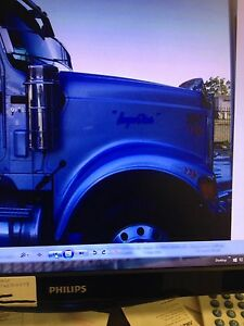 Iveco Eagle International  bonnets Drayton Toowoomba City Preview