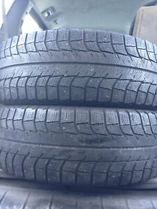 2-195/65R15 Michelin X-ICE