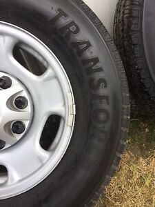GMC TRUCK TIRES & RIMS
