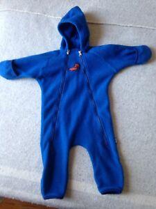 MEC Fleece Suit, 12m size $20 - great condition!
