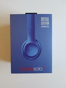 Beats Solo2 Wired On-Ear Headphone - Royal Edition-Blue Sapphire Lane Cove North Lane Cove Area Preview