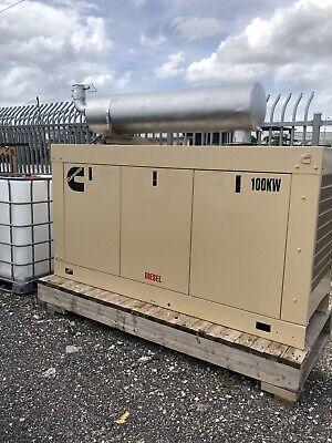 Cummins Generator 100 Kw