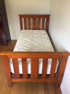 Bed and mattress Pascoe Vale Moreland Area Preview