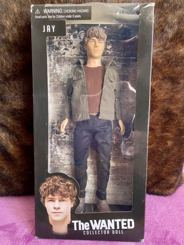 "Vivid The Wanted ""Jay"" Collector Doll - NRFB"