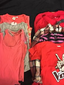 Lot de 9 vêtements fille 12ans (Médium)