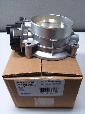 OEM GM Throttle Body w/ TPS Sensor AC Delco 217-3151 GM 2005+ GM 6.0L, 5.3L 4.8L