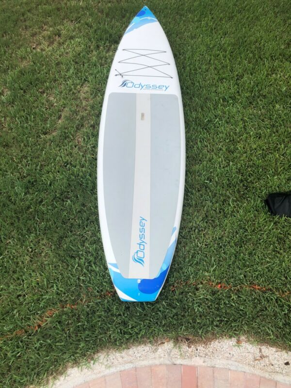 Odyssey brand 11ft stand up paddleboard