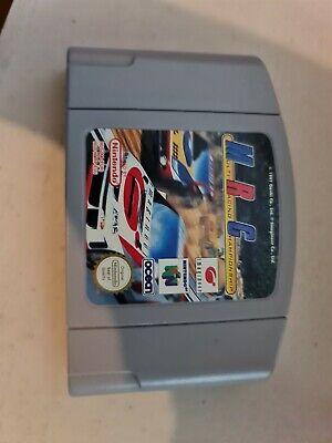 N64 Nintendo 64 - MRC multi racing championship - cart