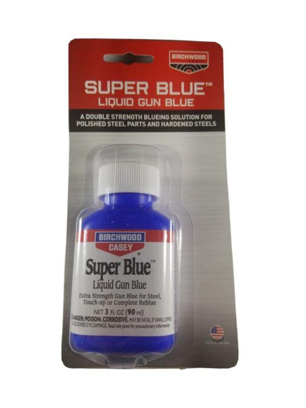 Birchwood Casey Super Blue Liquid Gun Blue 3 OZ *13425*