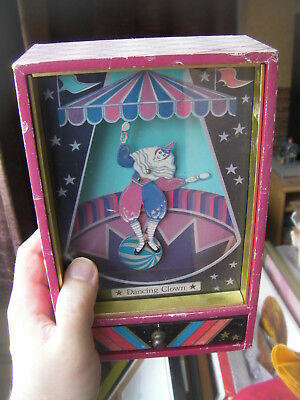 VIDEO Spieluhr Music Box Dancing Clown Jongleur The Entertainer Scott Joplin 2