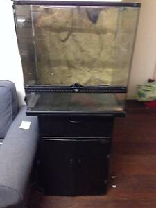 Reptile Terrarium with stand Midland Swan Area Preview