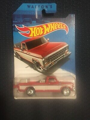 Hot Wheels Sam Walton Walmart Museum Exclusive Collectible Truck