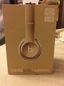 GOLD BEATS SOLO2 WIRELESS