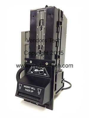 2 Units Coinco  Bill Pro BP2BX//BP4BX 24 Volts Validator Rebuilt New 2008 $5