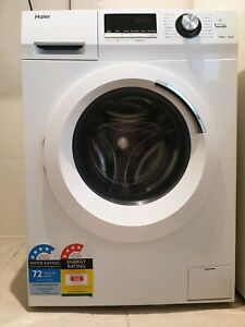 Haier 8.5kg Front Load Washing Machine Southport Gold Coast City Preview