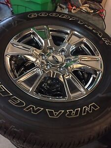 18' P275-65-18 FORD F150 BRAND NEW $1350 FIRM