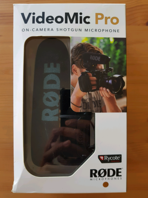 Rode Videomic Pro Other Audio Gumtree Australia Gold Coast City