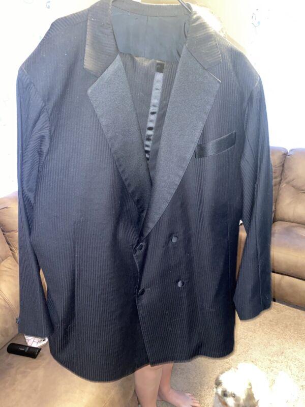 Ron Gunn Double Breasted Ballroom Tuxedo