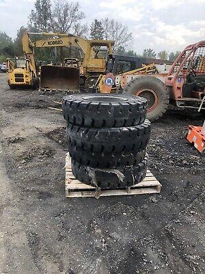 Solid Tire 120020 With Rim  Forklift. Telehandler