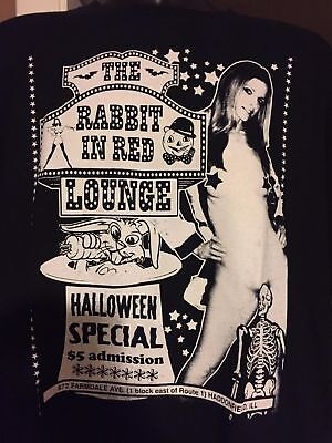 Rabbit In Red T-shirt Halloween horror gore rob zombie myers sheri moon zombie](Halloween Rob Zombie)