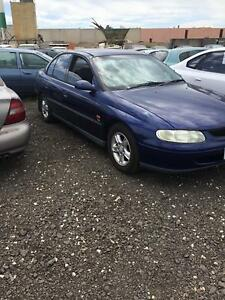1998 Holden Dual fuel commodore Sedan.$2299 Hoppers Crossing Wyndham Area Preview