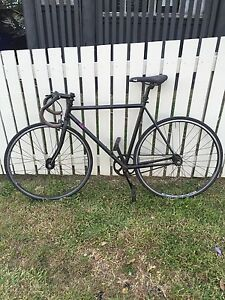 Fuji Classic Single Speed and Fixed Gear Bike Fortitude Valley Brisbane North East Preview