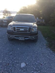 2008 Ford F 150 4X4