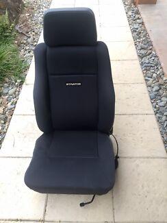 Stratos Seat - Suit Landcruiser Ute HDJ79