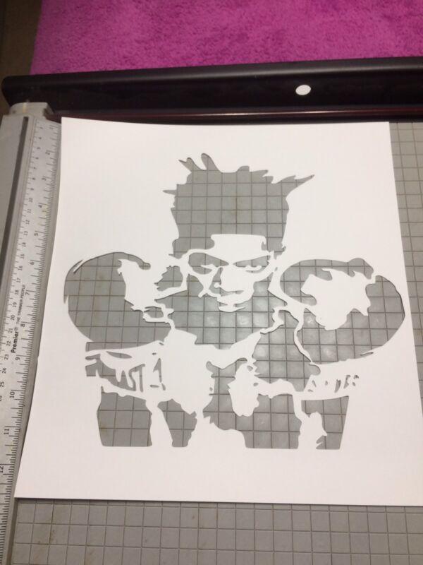 Basquiat Stencil