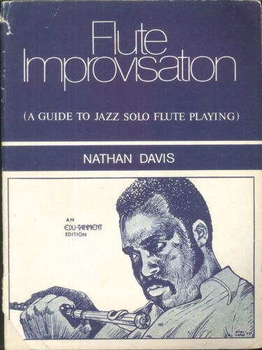 Flute Improvisation Jazz Solo Guide 1975 Nathan Davis Phrasing Modal Playing