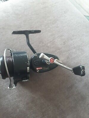 Vintage Garcia Mitchell Match high speed Coarse fishing reel made in France