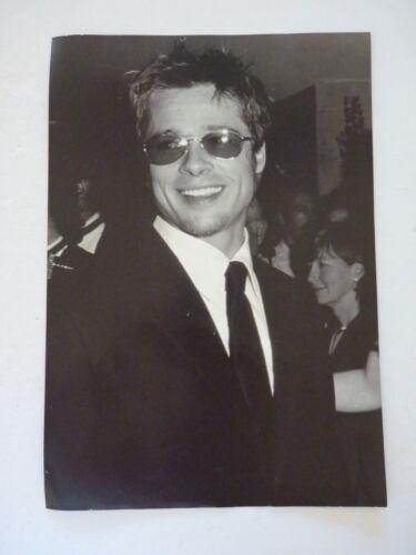 Brad Pitt Chris Rock Double Side Coffee Table Book Photo Page 9x13